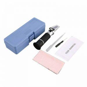 Fagyállómérő ablakmosómérő akkusavmérő optikai refraktométer
